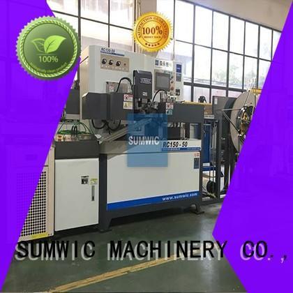 toroidal core winding machine sales crgo toroidal winding machine SUMWIC Machinery Brand