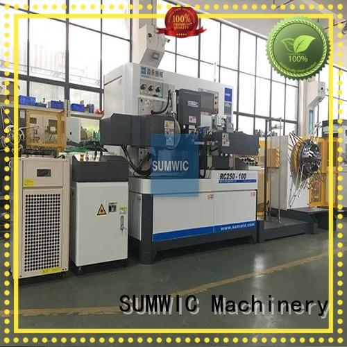 SUMWIC Machinery brand toroidal core winding machine for sale series for factory