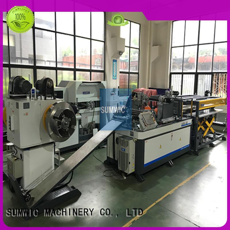 cut to length line machine transformer distribution Warranty SUMWIC Machinery