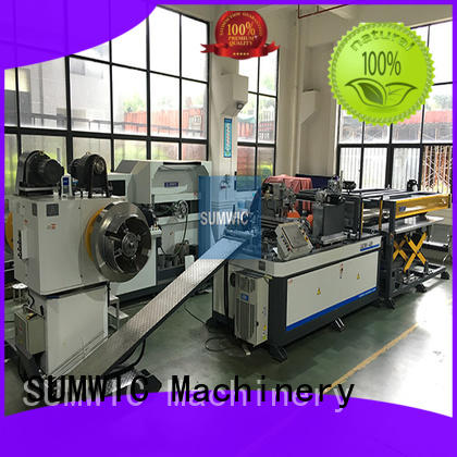 cut to length line machine for Distribution Transformer SUMWIC Machinery