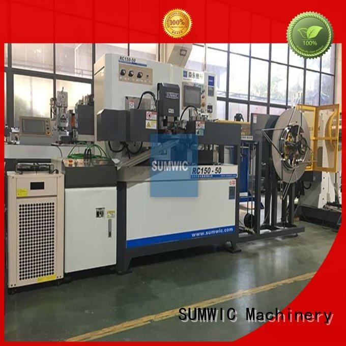 current sheet brand toroidal winding machine making SUMWIC Machinery