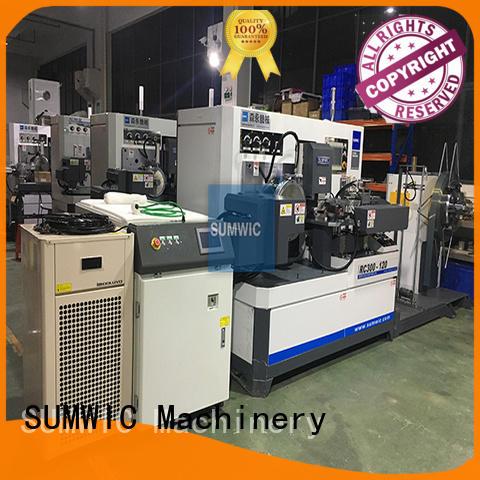 sumwic toroidal winding machine price series for factory SUMWIC Machinery