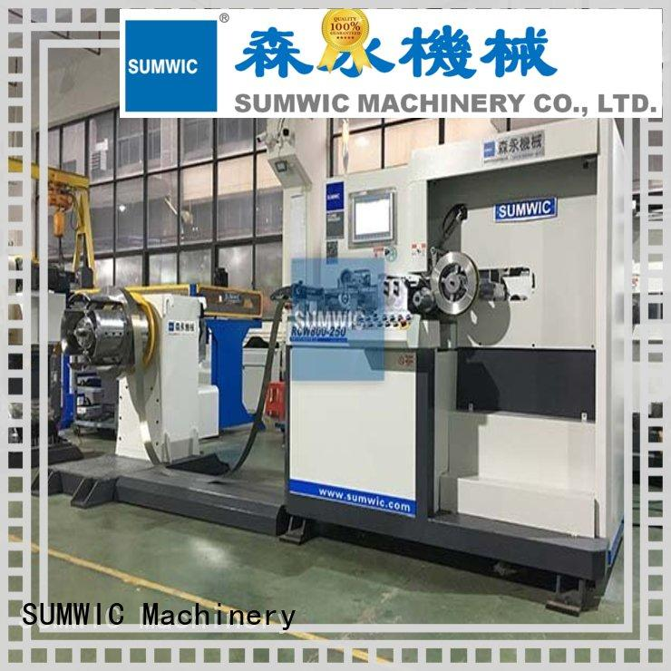 wound winding SUMWIC Machinery Brand transformer core machine