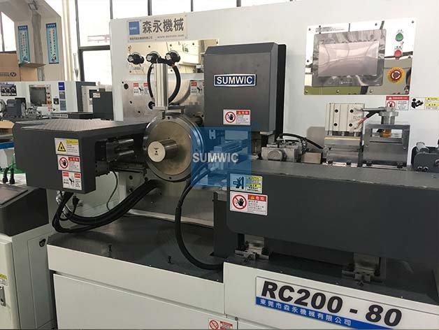 RC200-80 Core Winder for Toroidal Current Transformer Core, SUMWIC Brand