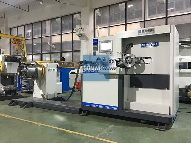 Wound Core Winding Machine for DG Transformer SUMWIC RCW800-250