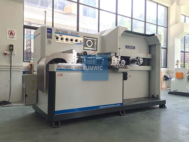 Wound Core Making Machine with Steps and Opens RCW 1400-400