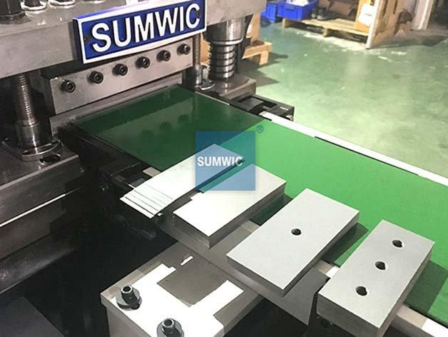 Cut To Length Line for 90 Degree Lamination with Hole SC-200