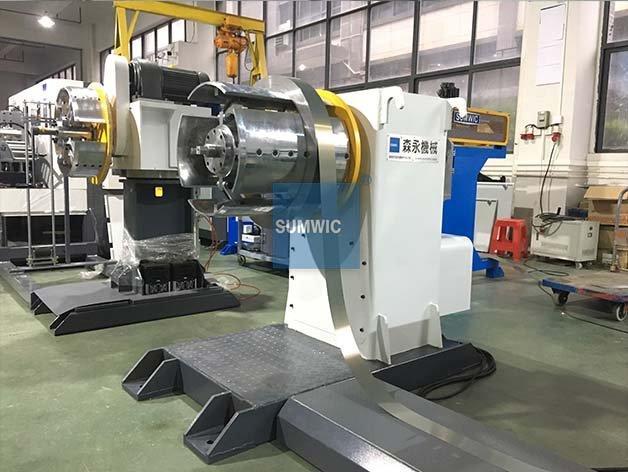 SUMWIC Machinery Brand wound sumwic core winding machine phase
