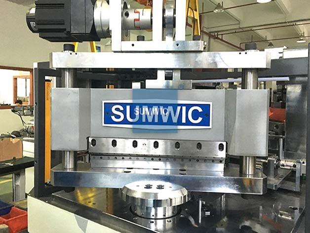 Step Lap Core Cutting Line for Distribution Transformer SUMWIC SCRV-300