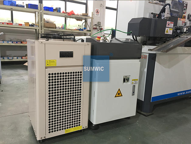 sheet materials toroidal core winding machine SUMWIC Machinery Brand