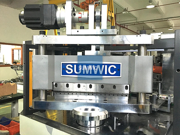 steplap core core cutting machine line SUMWIC Machinery