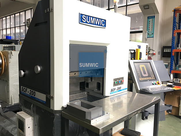 core winding machine phase transformer Warranty SUMWIC Machinery