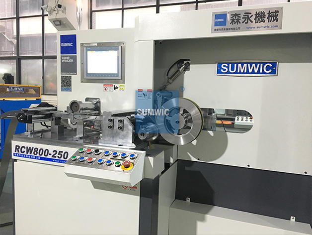 SUMWIC Machinery rcw transformer core winding on sales for factory