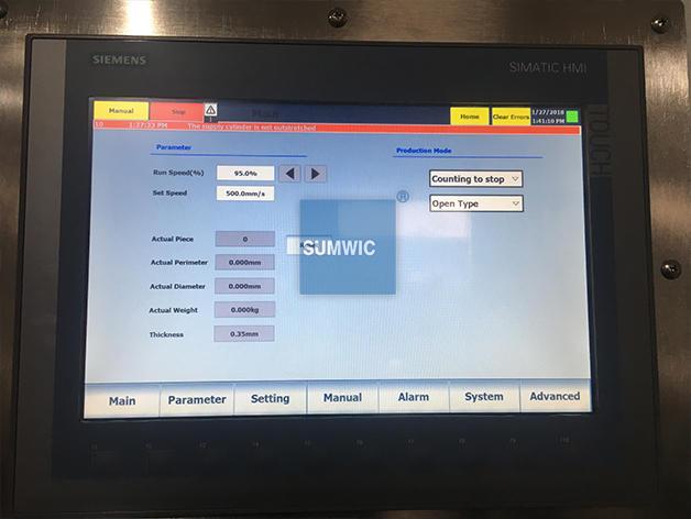 winding opens rcw SUMWIC Machinery Brand transformer core machine factory