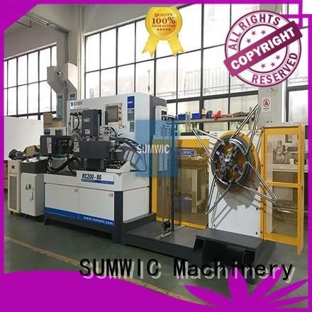 SUMWIC Machinery Brand winder winding transformer custom toroidal core winding machine
