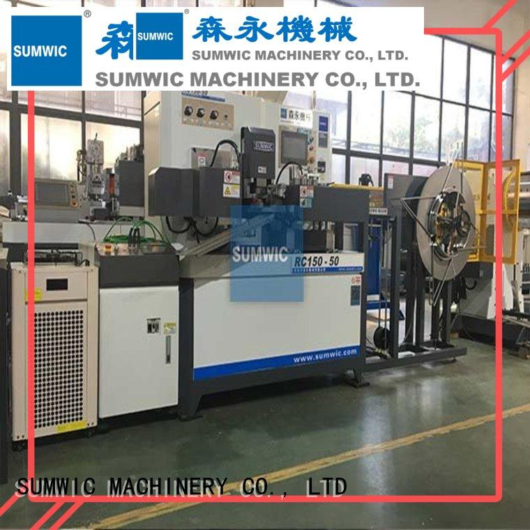 SUMWIC Machinery automatic toroid core winder series for CT Core