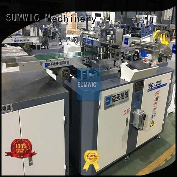 SUMWIC Machinery hole cut to length line wholesale for industry