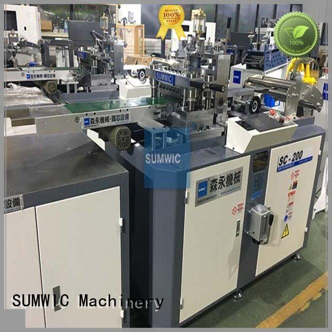 cut to length line machine for industry SUMWIC Machinery
