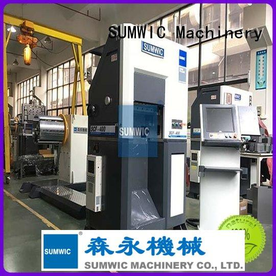 SUMWIC Machinery single rectangular core winding machine with the new technology for Three Phase Transformer