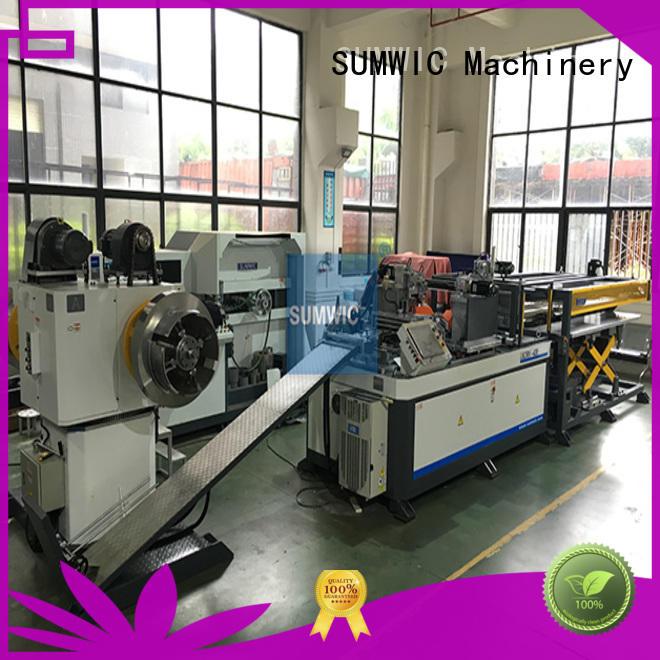 distribution steplap SUMWIC Machinery Brand core cutting machine