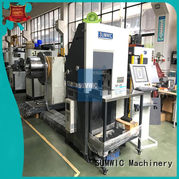 SUMWIC Machinery Brand machine core winding machine wound supplier