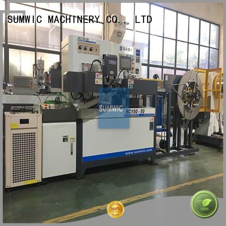 ct toroidal core winding machine for sale sheet for factory SUMWIC Machinery