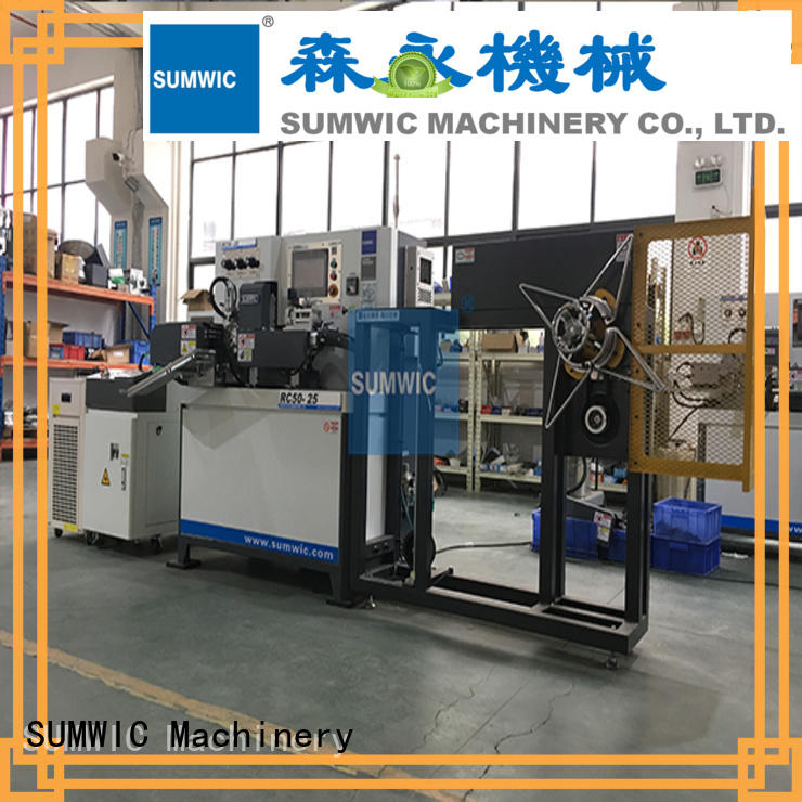 SUMWIC Machinery automatic toroidal winding machine on sales for industry
