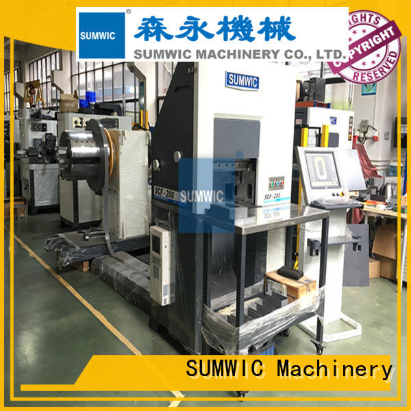 SUMWIC Machinery wound wound core making machine supplier for Unicore