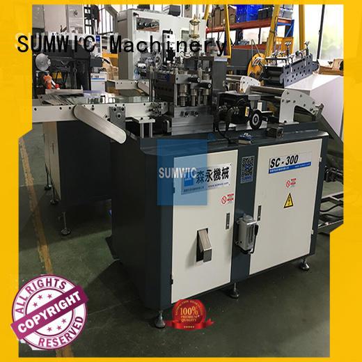 SUMWIC Machinery Brand sumwic machine cut to length line machine