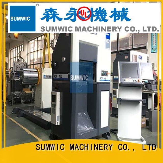SUMWIC Machinery fold wound core making machine series for industry