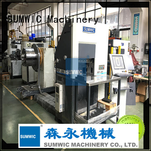 SUMWIC Machinery single rectangular core machine with the new technology for Three Phase Transformer