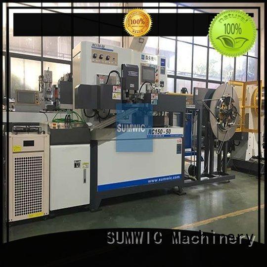 SUMWIC Machinery Brand crgo sheet materials toroidal core winding machine od