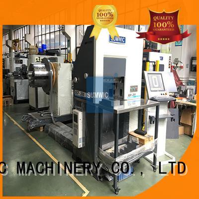 core winding machine transformer core machine SUMWIC Machinery Brand rectangular core machine