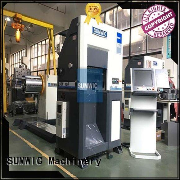 SUMWIC Machinery Brand phase machine transformer sumwic rectangular core machine