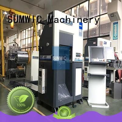 SUMWIC Machinery fold rectangular core machine wound for factory
