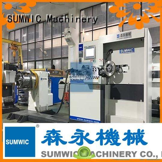 wound core winding machine rcw800250 for factory SUMWIC Machinery