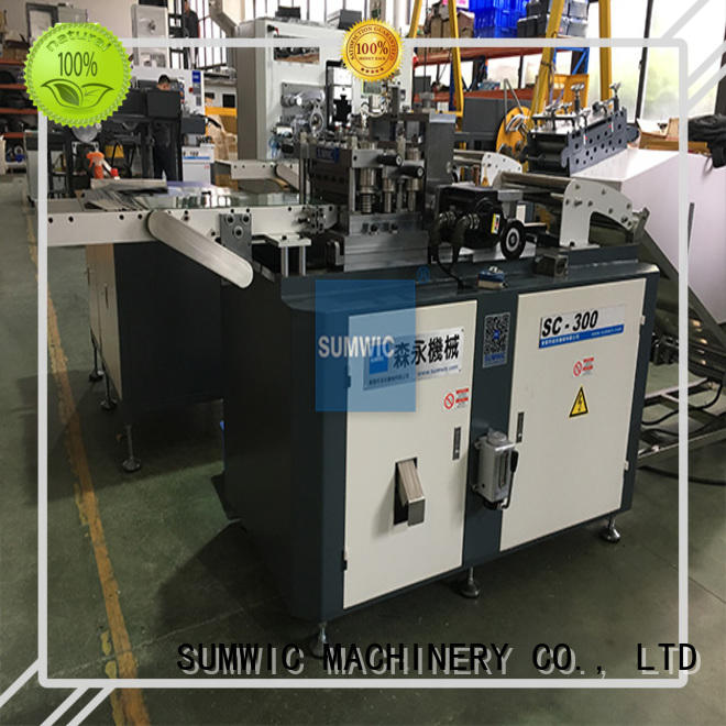 cut to length line machine hole degree Bulk Buy machine SUMWIC Machinery