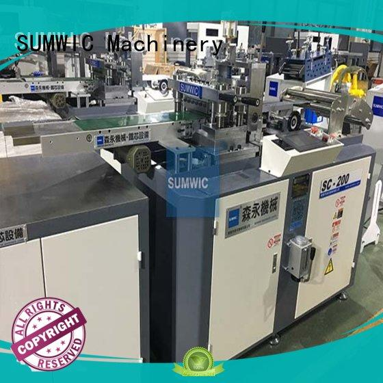 length cut to length machine lamination for industry SUMWIC Machinery