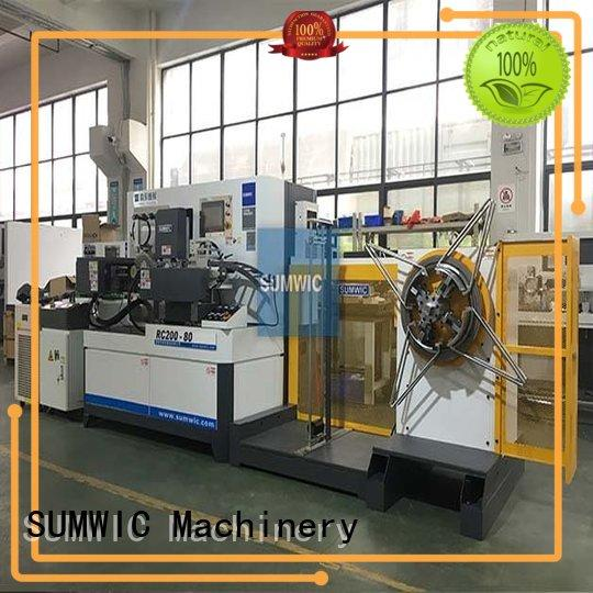 SUMWIC Machinery winders toroid core winder sheet for industry