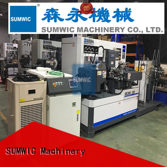 making Custom brand toroidal winding machine winders SUMWIC Machinery