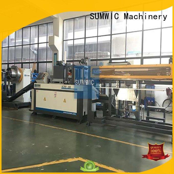 steplap sumwic core cutting machine transformer SUMWIC Machinery company