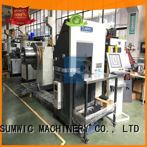 sumwic cutting rectangular core machine core SUMWIC Machinery Brand company