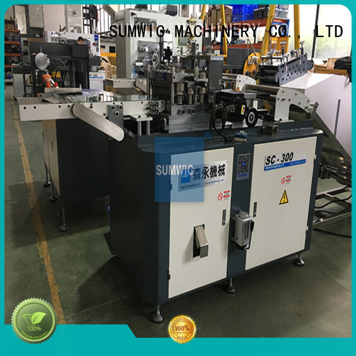 SUMWIC Machinery durable cut to length machine degree for factory