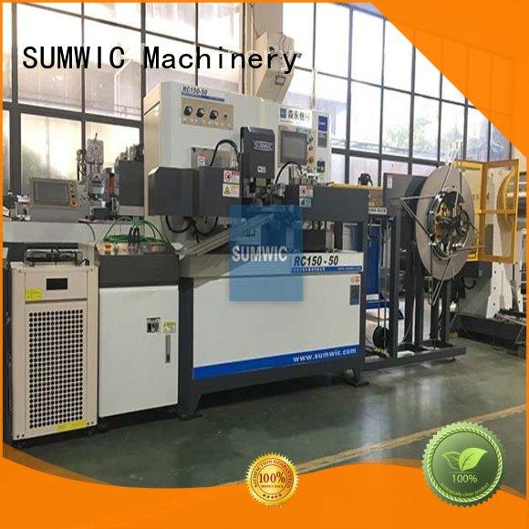 SUMWIC Machinery transformer winder machine on sales for factory