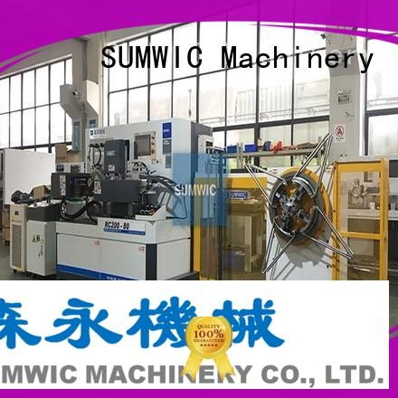 SUMWIC Machinery online core winding machine supplier for Toroidal Current Transformer Core