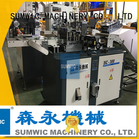 SUMWIC Machinery productivity cut to length line supplier for industry