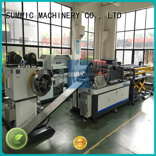 core cut to length line series for industry SUMWIC Machinery