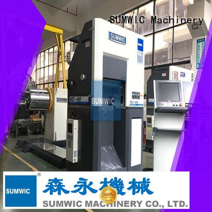 three machine cutting rectangular core machine sumwic SUMWIC Machinery Brand
