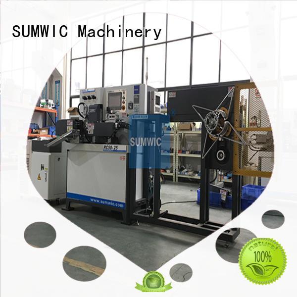 SUMWIC Machinery toroid auto transformer winding machine series for Toroidal Current Transformer Core
