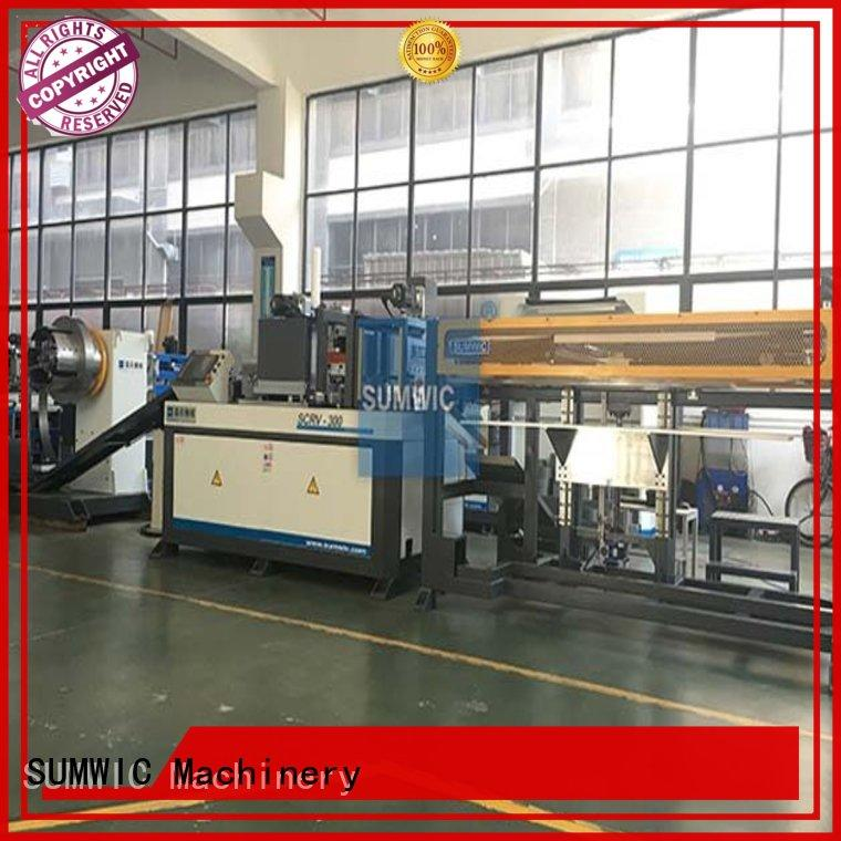 cut to length line machine lap core cutting machine SUMWIC Machinery Brand